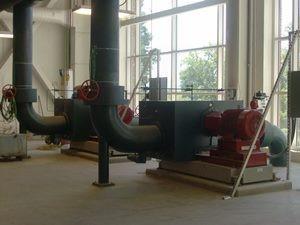 Chill Water Pump in C'Ville